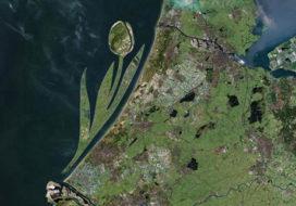 Nederlanders positief over aanleg 'tulpeiland'