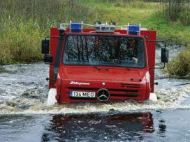 Mercedes-Benz Unimog valt in de prijzen