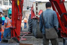 Start boren kabel- en leidingentunnel in Utrecht
