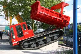 Acht machines voor Loonbedrijf van Etten