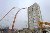Zenuwslopend: Vlasman sloopt Cargo Center Schiphol