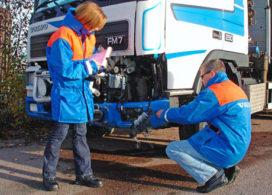 Volvo Trucks' Accident Research Team bestaat 40 jaar