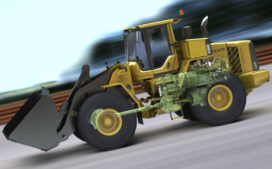 Volvo onthult de hybride wiellader