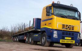 Vraag naar Volvo trucks verrassend sterk