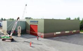 Nieuwbouw voor Woltman Giessenburg