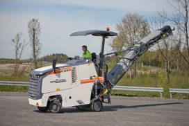 Wirtgen introduceert nieuwe compacte freesmachines