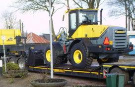 Nieuwe Werklust WG 18 E voor Van Leussen
