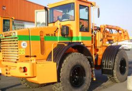 Werklust WG 35 E voor Dammeyer & Hoves in Bocholt