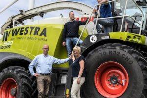 Westra Franeker schakelt over op Topcon 3D GPS