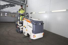 Wirtgen lanceert freesmachine met 350 mm werkbreedte