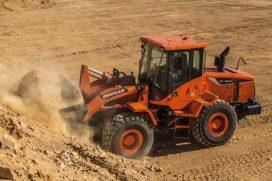 RoAd niet langer importeur van Doosan grondverzetmachines