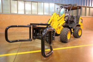 Venieri introduceert nieuwe knikgestuurde shovel en verreiker