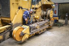 Oliegesmeerd rijwerk reviseren met Verhoeven