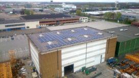 Van der Spek investeert in zonne-energie