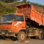 Samsung vrachtwagen