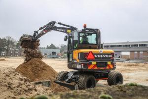 Volvo CE verhoogt omzet in derde kwartaal 2018 met 24 procent