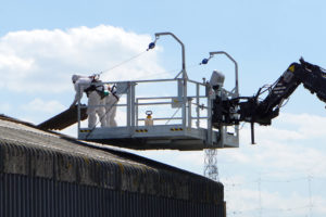 Kabinet houdt vast aan terugdringen aantal asbestdaken