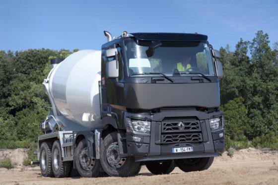 Renault Trucks betonmixer