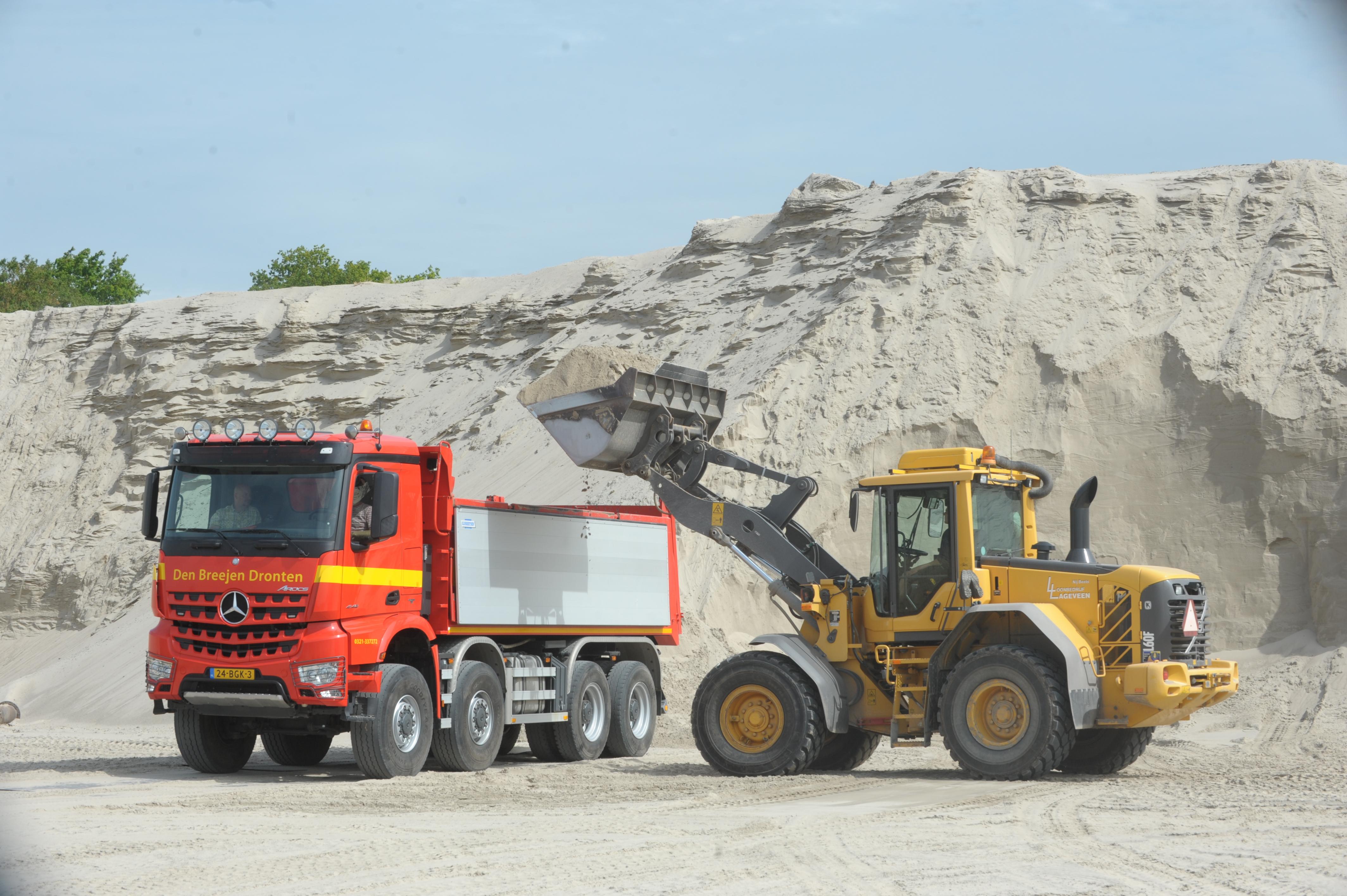 <p>DenBreejenkoos voor de standaardArocsmet 37 ton GVW.</p>