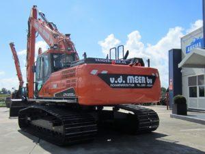 Doosan DX255LC-5