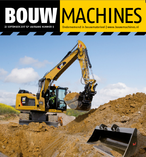 BouwMachines editie 9-2017