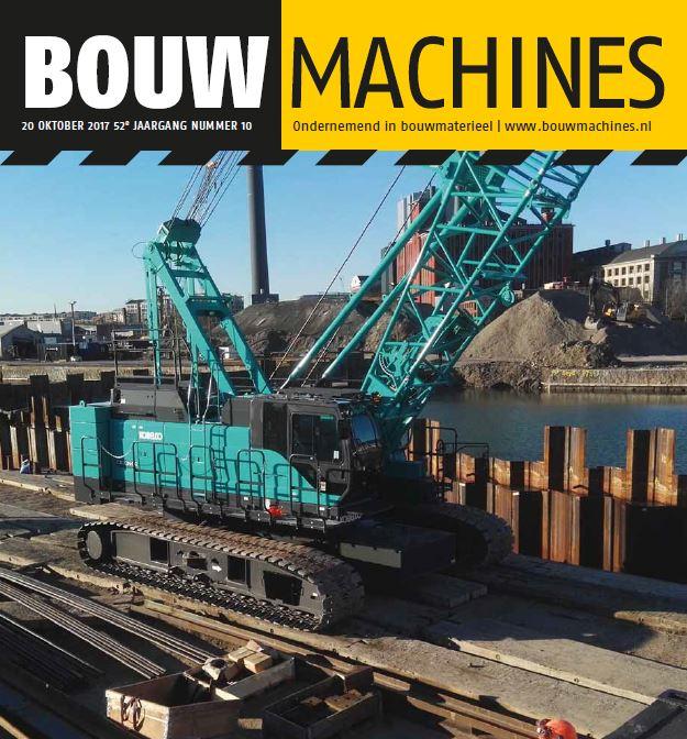 BouwMachines editie 10-2017