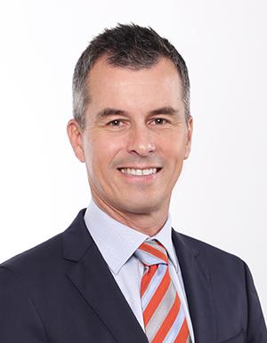 Damien Giraud, vicepresident Bouw & Infra bij Caterpillar: 'Van een gemiddelde machinist een topmachinist maken, dát is wat we willen.'