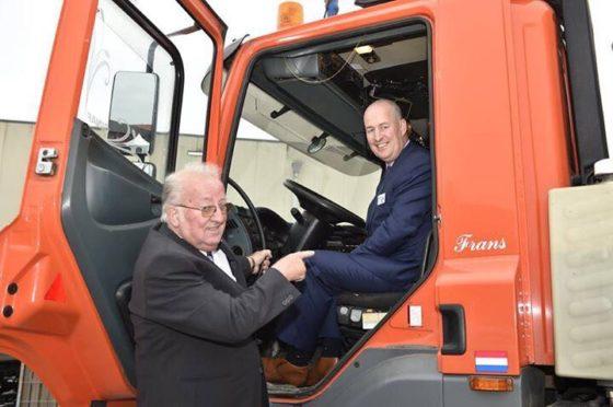 Henk en Ignas Zwanenburg