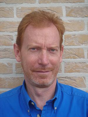 Marc Engels, wereldwijd productmanager van wielgraafmachines bij Volvo Construction Equipment.
