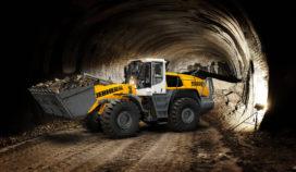 Liebherr XPower wielladers in speciale tunnelversies