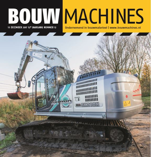 BouwMachines editie 12-2017