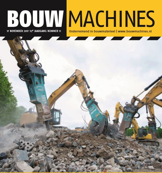 BouwMachines editie 11-2017