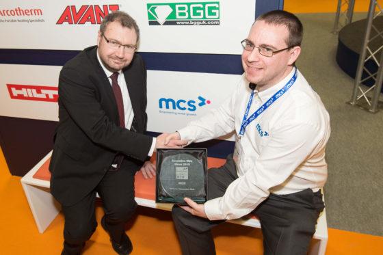 MCS verhuursoftware wint award