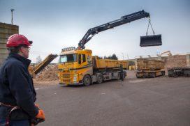 10 Volvo-bouwtrucks voor Sinke Transport