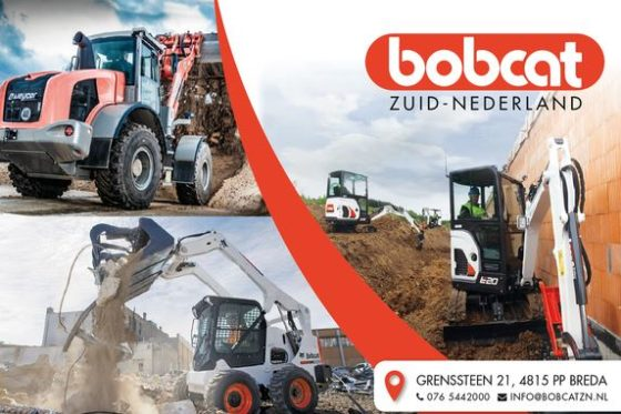 Openingsshow Bobcat Zuid-Nederland