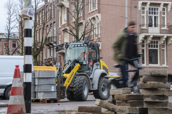 Emissievrij werken is bij aanbestedingen natuurlijk hét argument voor elektrisch.