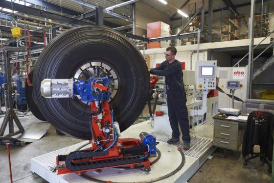 'Made in Holland' slaat aan: bandenfabriek Hardenberg breidt fors uit