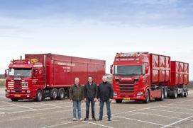 Scania V8 geeft Heemskerk Slootweg 'goed gevoel'