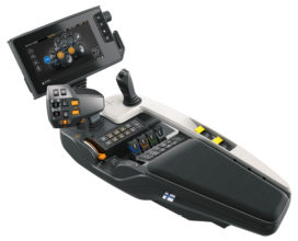Valtra SmartTouch armleuning wint iF Design Award