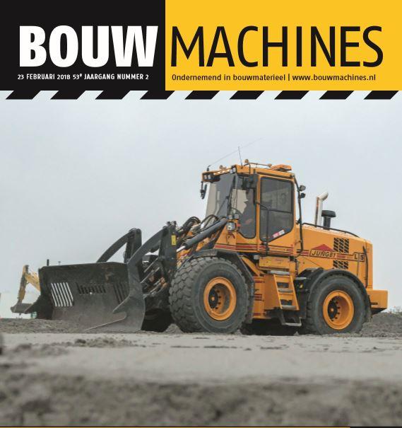 BouwMachines editie 2-2018