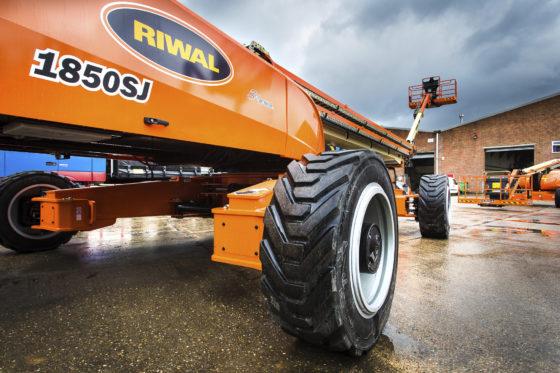 Riwal investeert voor € 88 miljoen in verhuurvloot