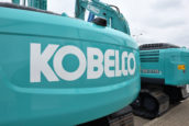 Kobelco levert graafmachines 'Trimble Ready'