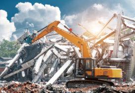 Bezoek een slooplocatie tijdens Veras Demolition Day