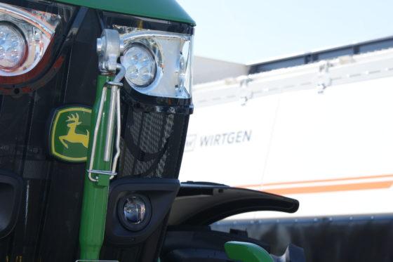 Wirtgen Group maakt John Deere blij
