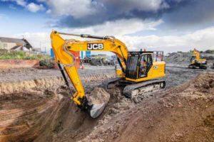 JCB zet vol in op schone dieseltechnologie