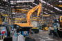 Hyundai heeft 30-tons elektrische graafmachine