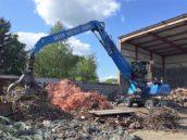 Inter Metals investeert in 2e Fuchs overslagmachine