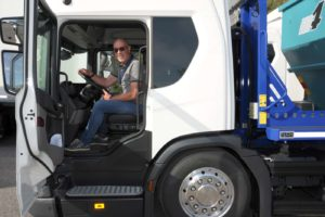 Scania focust op milieu en veiligheid