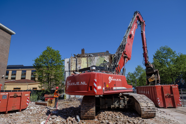 <p>Het machinepark van Oranje bestaat geheel uit Liebherr machines. </p>