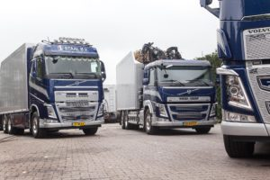 Staal BV over op Volvo Trucks